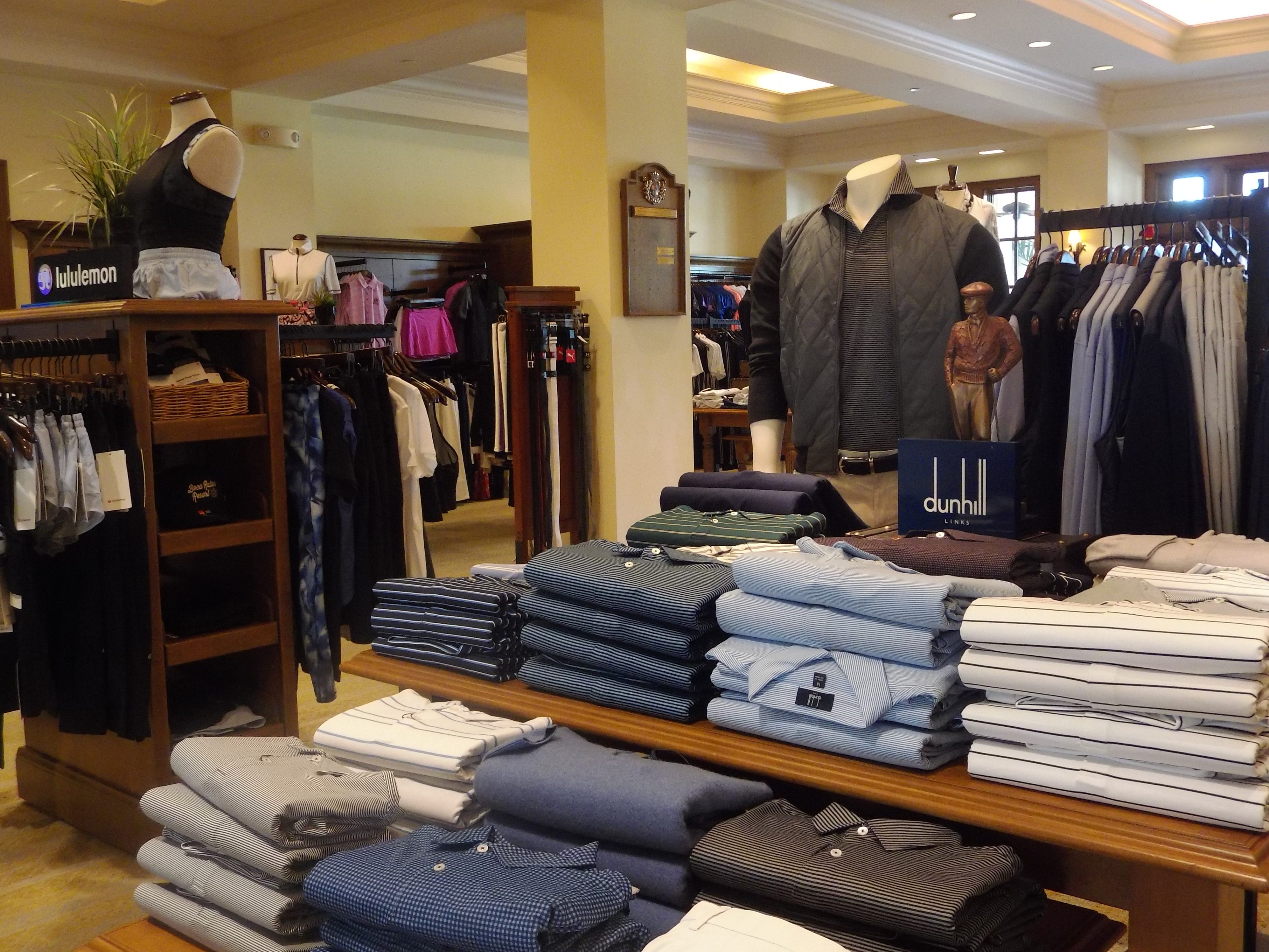 Find all the golfing gear you need, and more, at the Golf Pro Shop at Boca Raton Resort & Club.