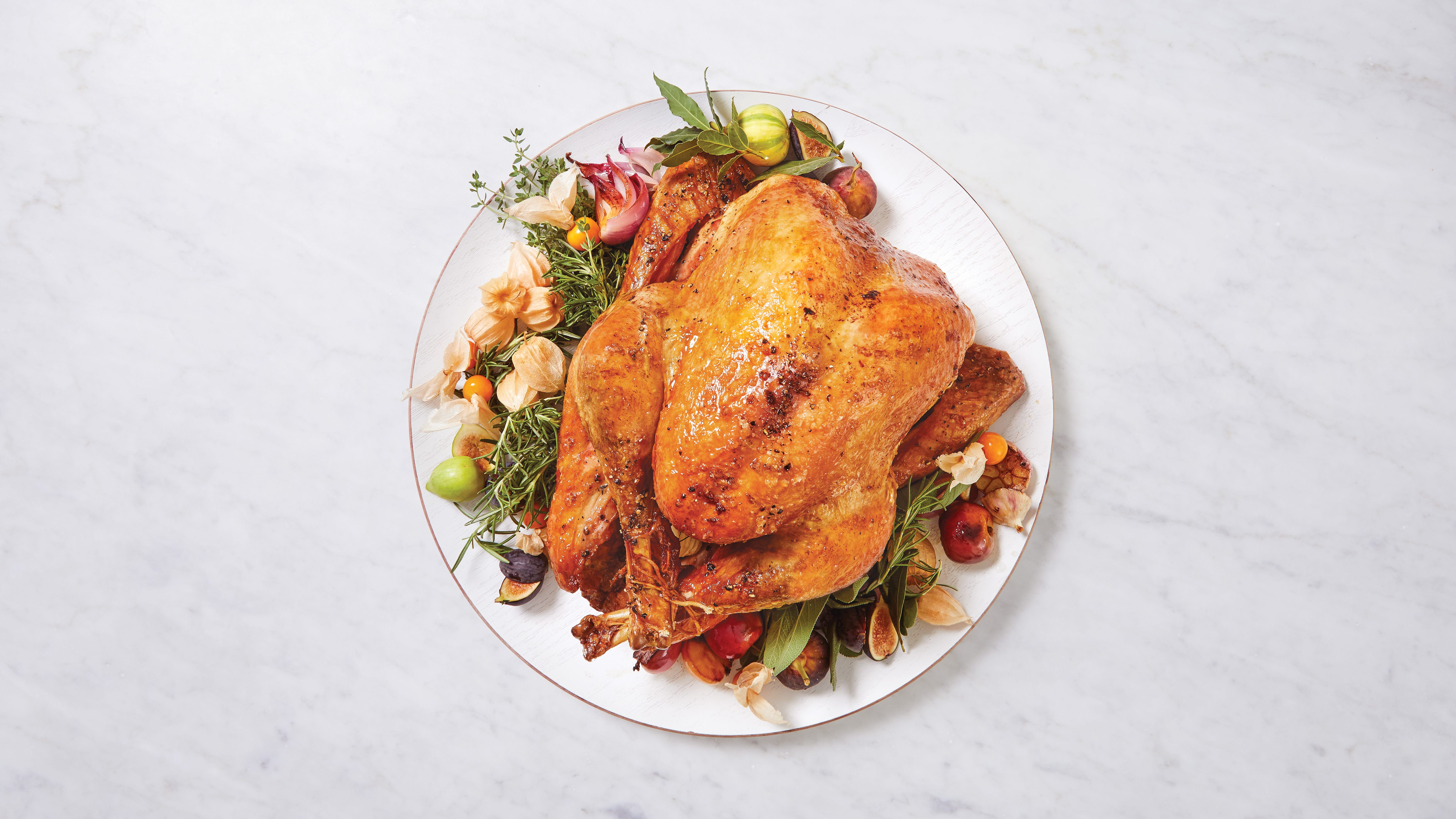Amazon and Whole Foods Market have Thanksgiving turkey deals.
