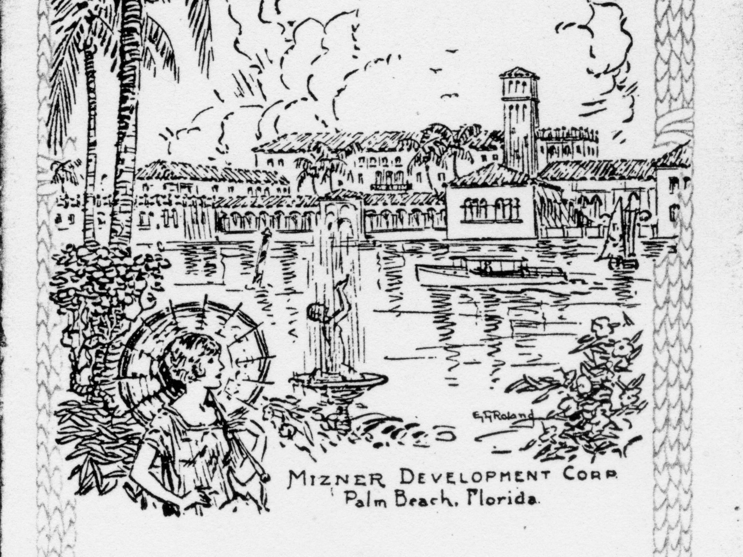 A brochure promoting Boca Raton.