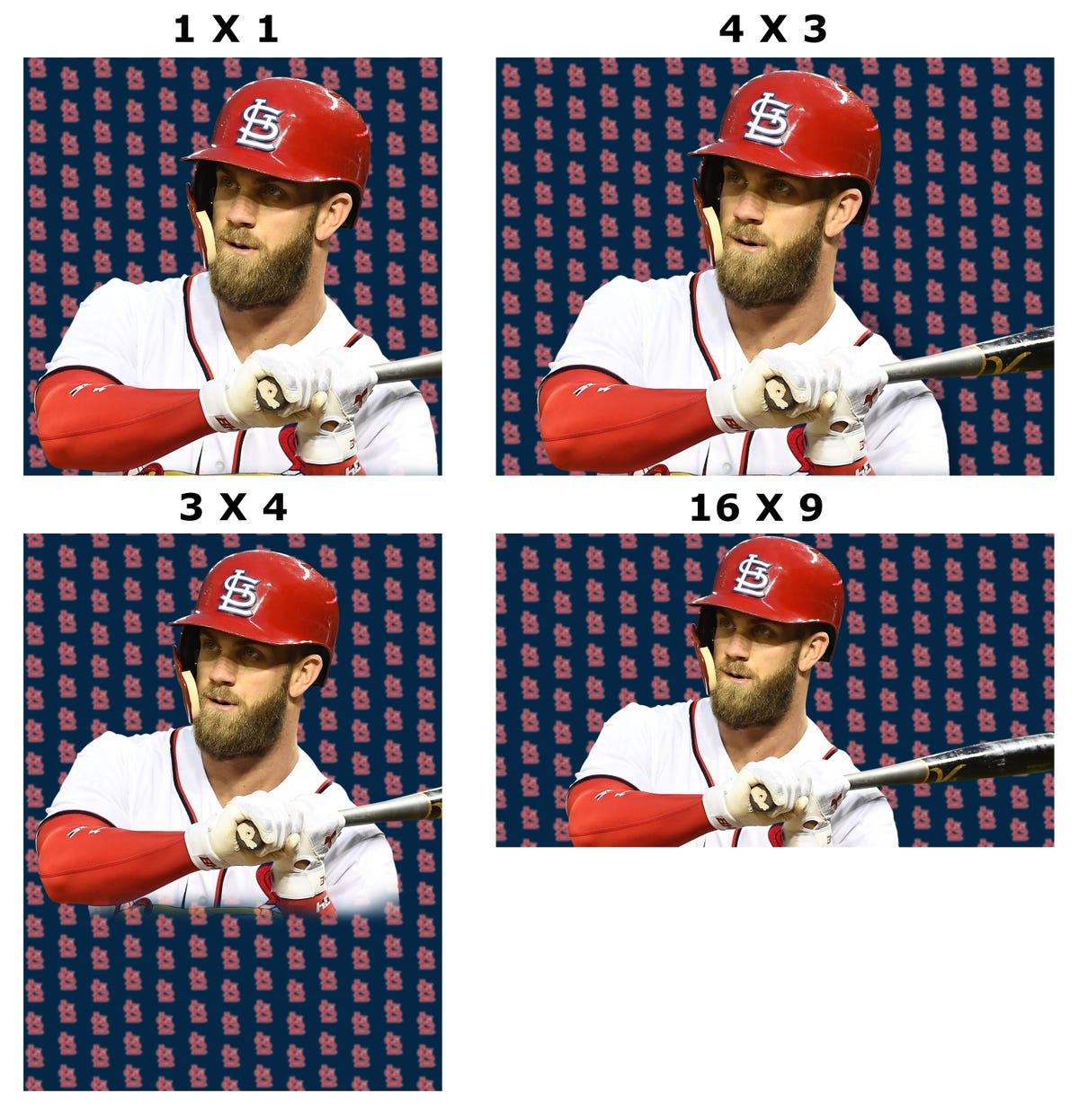 Bryce Harper: Why the St  Louis Cardinals would make a good fit