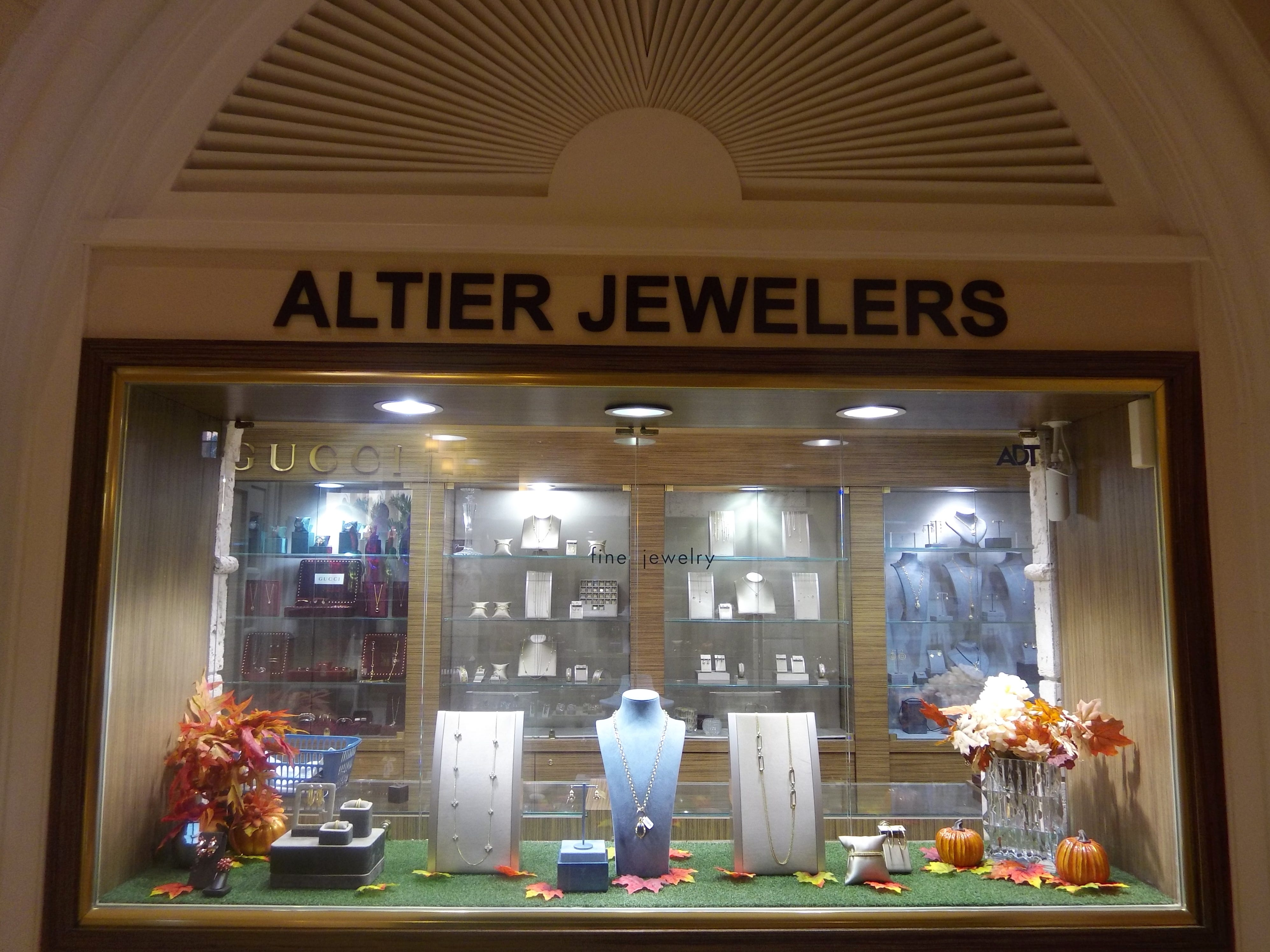 Pick out something special at Altier Jewelers.