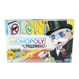 Hasbro's new Monopoly for Millennials plays on stereotypes for the often maligned generation.