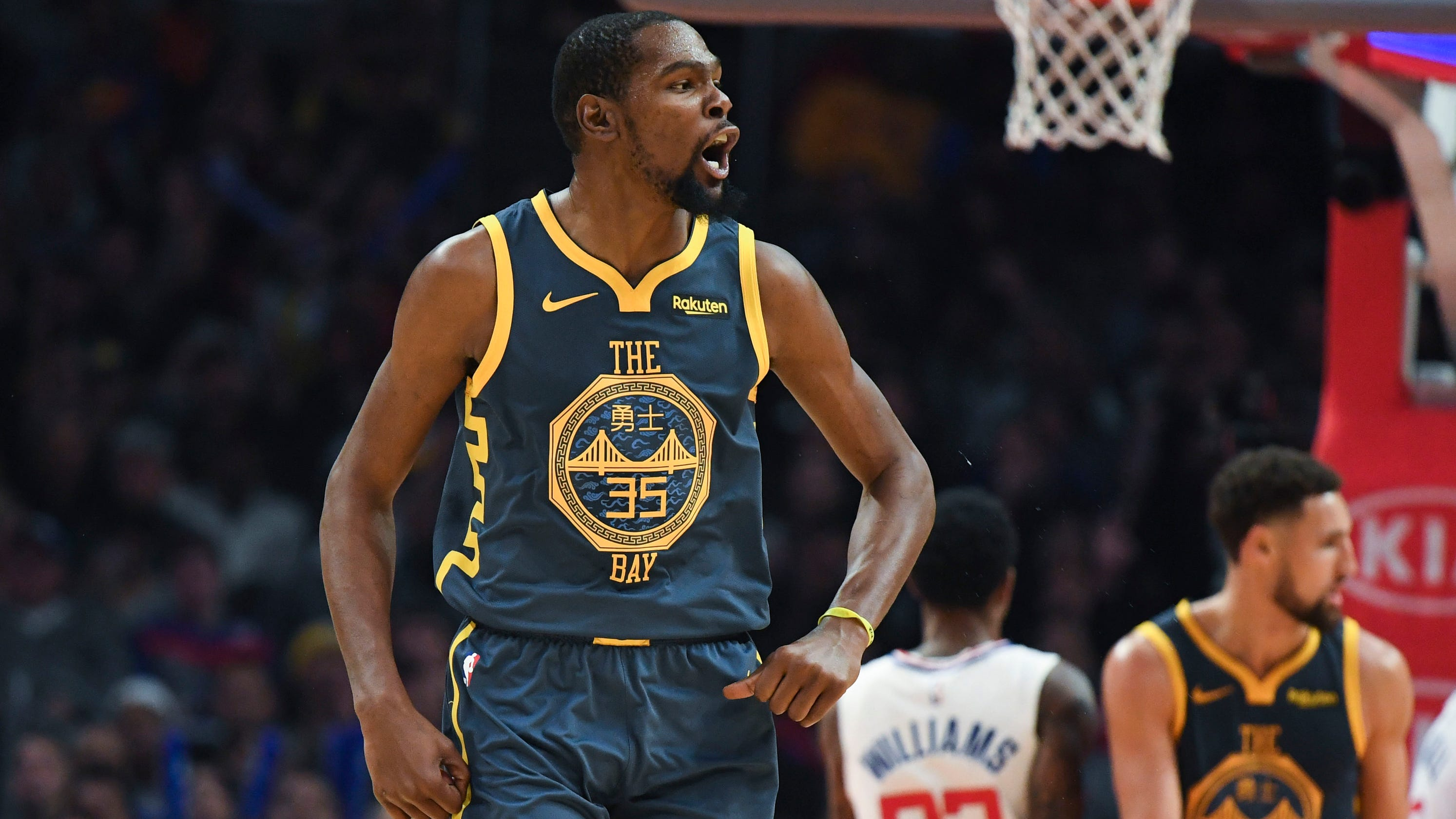 81fe5a80bd1 Kevin Durant-Draymond Green dust-up fueled by rare short-term promises