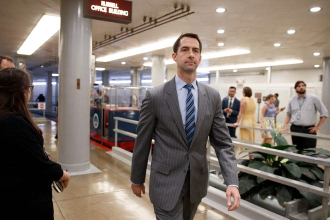 Sen. Tom Cotton, R- Ark.