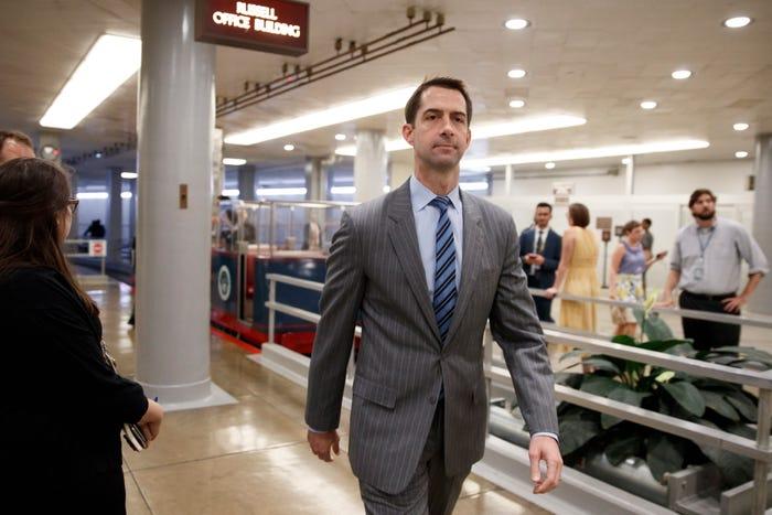 GOP senators ask Trump to restrict guest worker visas amid coronavirus pandemic