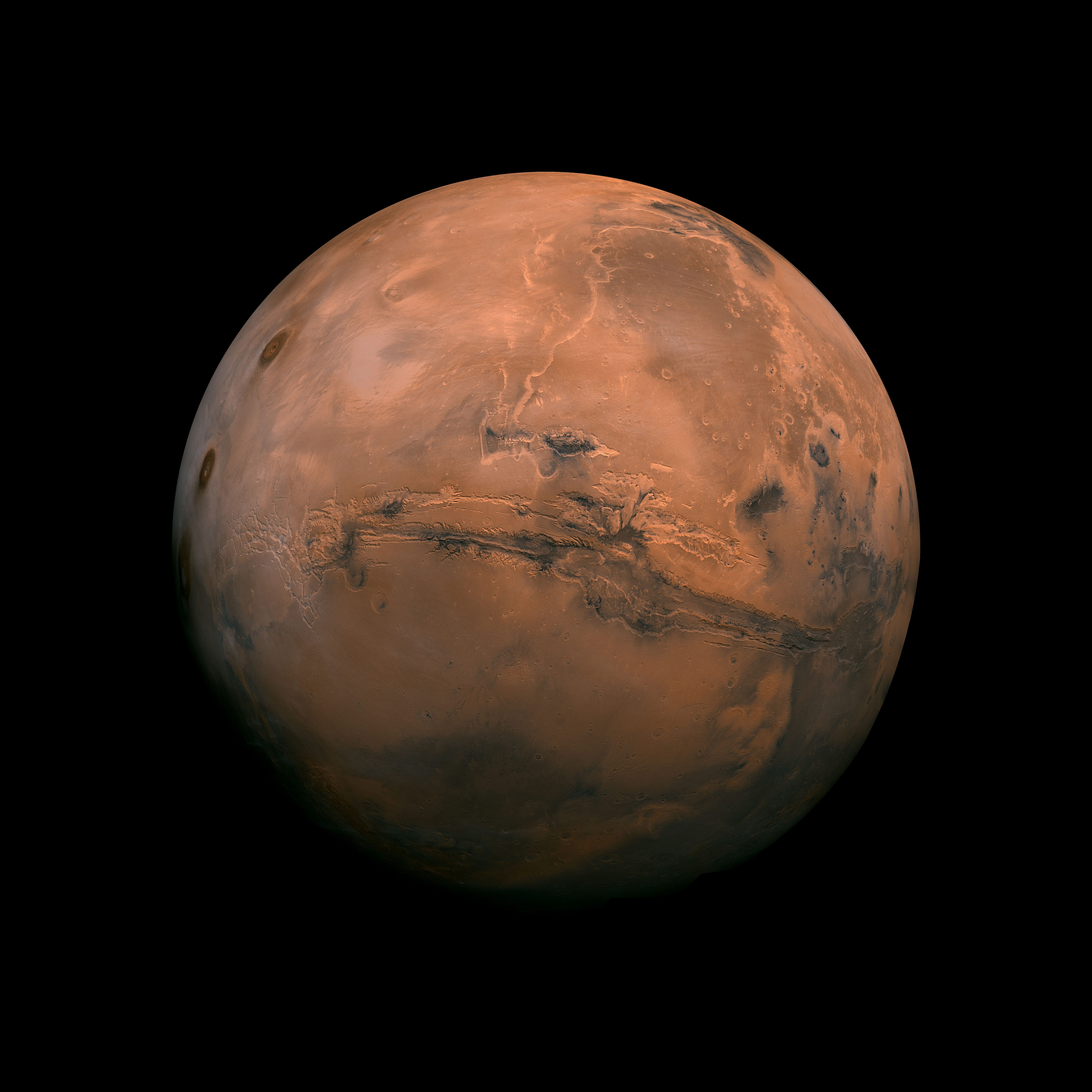If NASA is able to overcome huge technological and medical hurdles, the agency believes it could send humans to Mars in about 25 years.