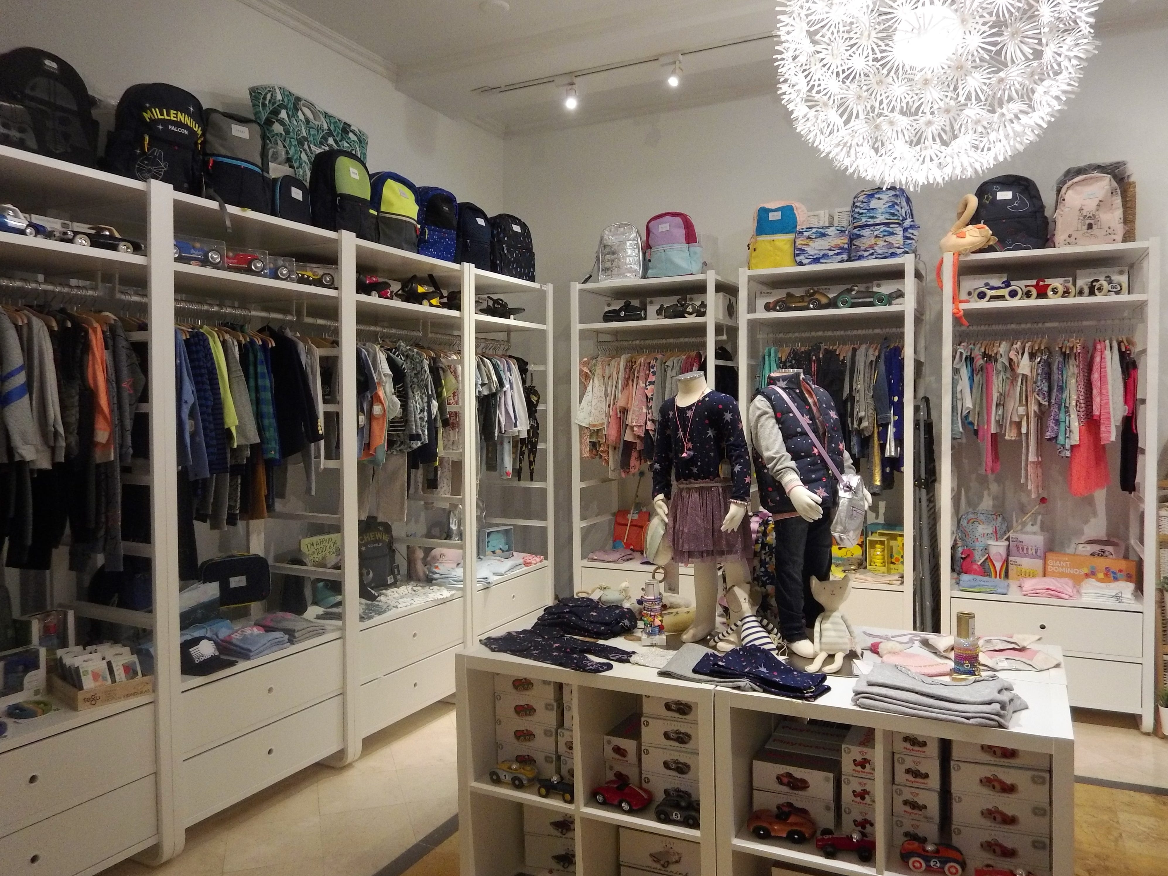 Egg & Friends is an upscale children's boutique found within Boca Raton Resort & Club.