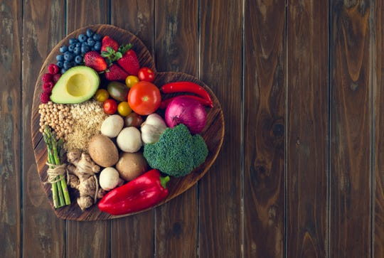 Eating healthy can help keep your body in good health and prevent type 2 diabetes.