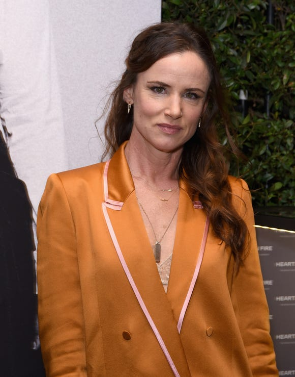 Juliette Lewis attends ELLE's 25th Annual Women In Hollywood Celebration on Oct. 15, 2018 in Los Angeles.