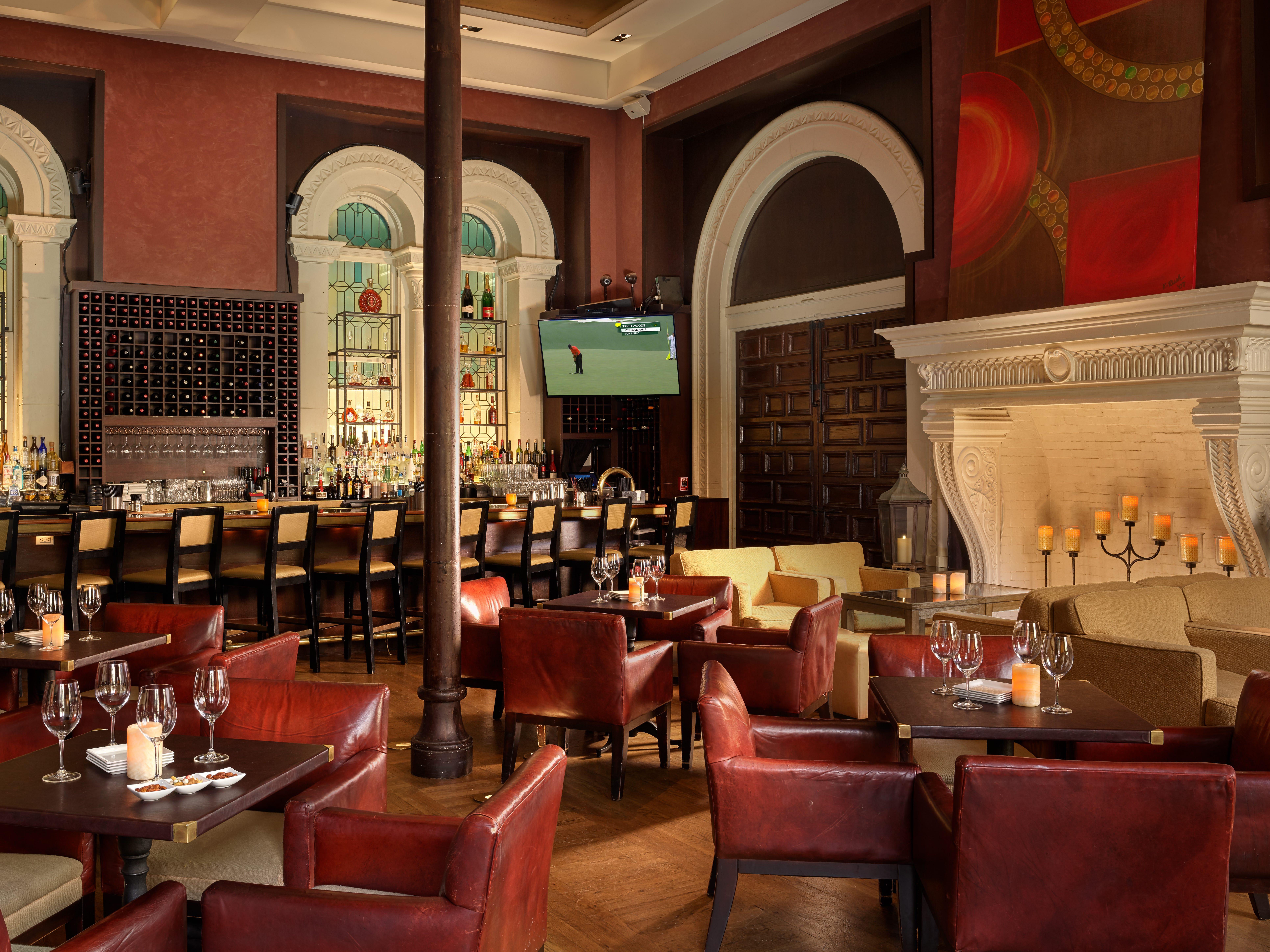 Bar Luna at Boca Raton Resort & Club.