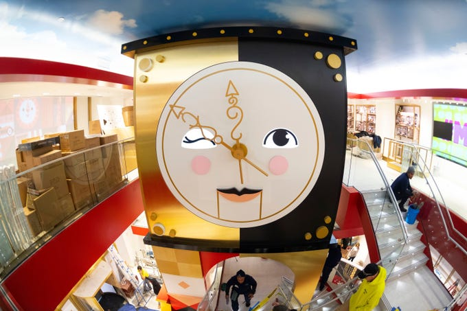 The New Fao Schwarz Flagship Opens In New York