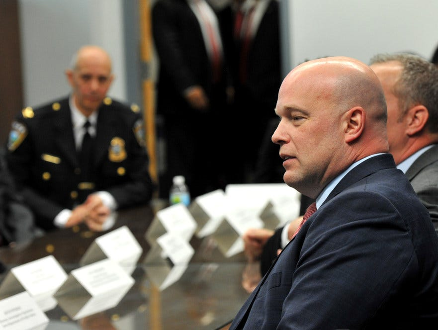 Whitaker will break public trust and federal law if he controls Mueller investigation