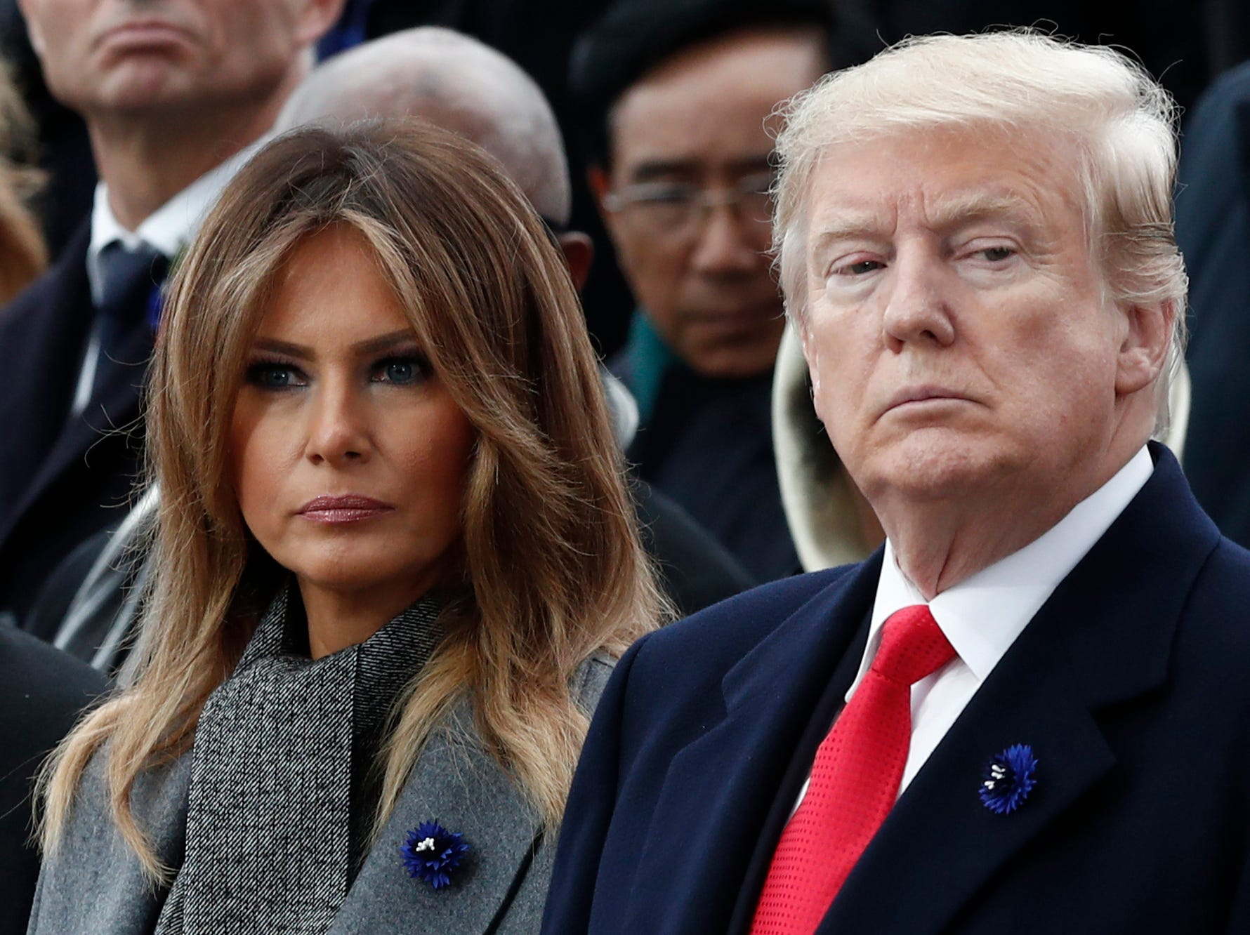 President Trump and Melania Trump will skip the Kennedy Center Honors, again