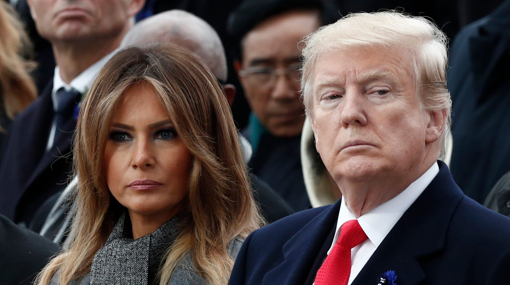 U.S. President Donald Trump and first lady Melania Trump are skipping the Kennedy Center Honors Ceremony, again.