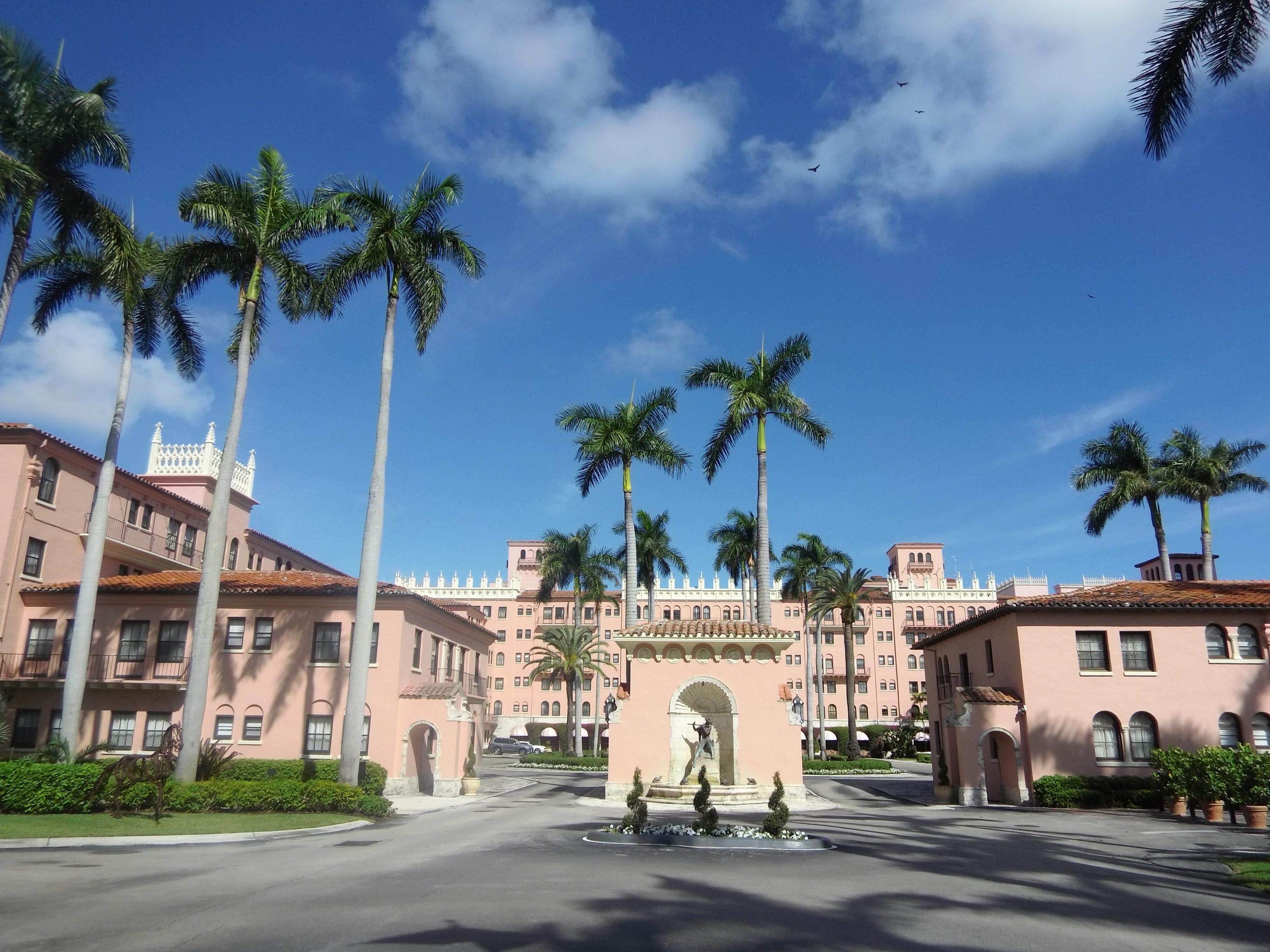 Boca Raton Resort & Club in Boca Raton, Florida.