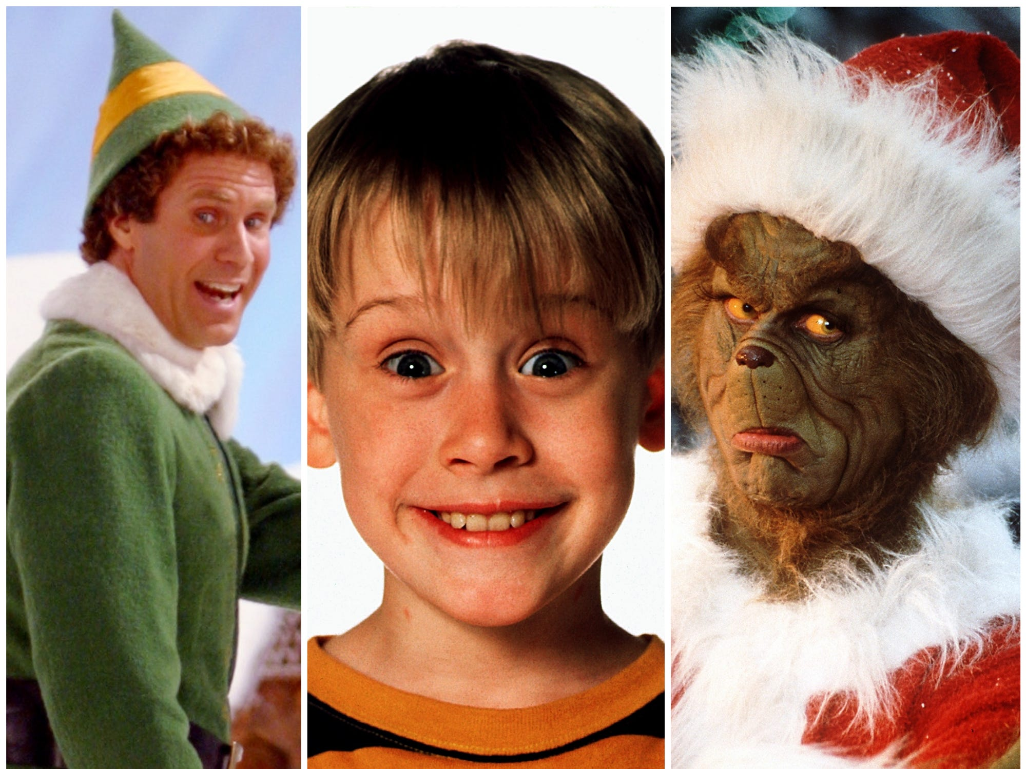 Exclusive: According to Fandango, millennials' favorite holiday films are ...