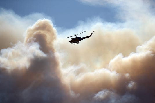 Usp News California Wildfires A Usa Ca
