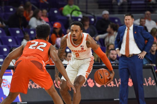 Sam Houston State Clemson Basketball