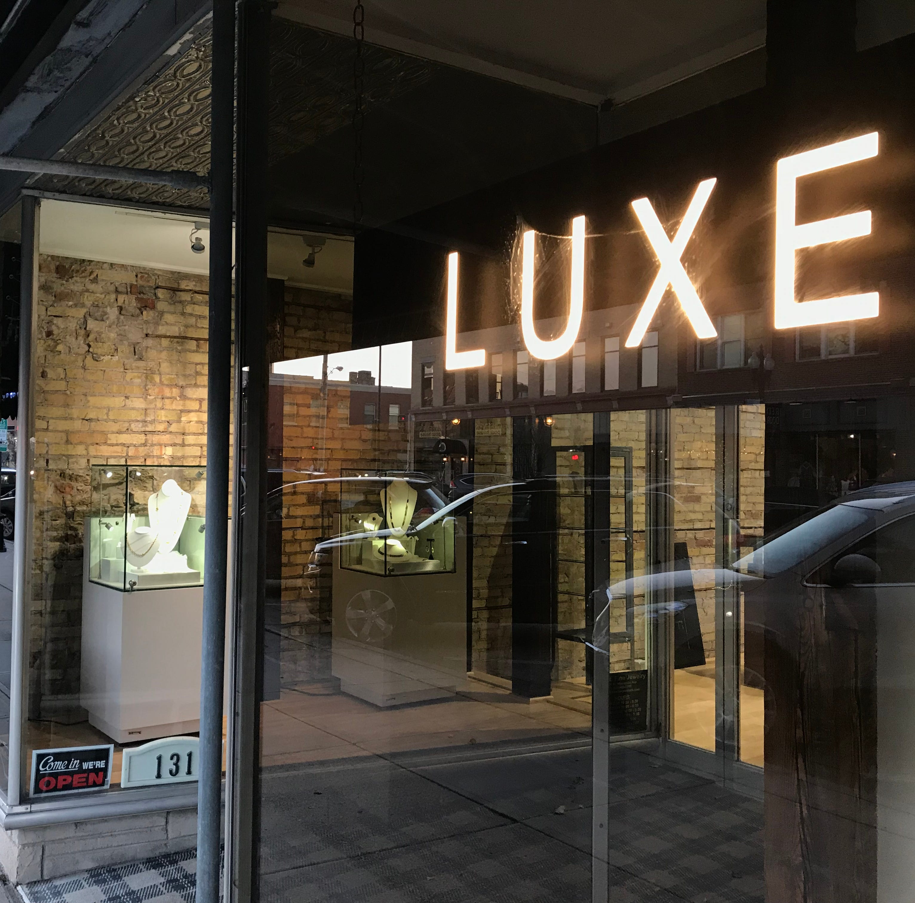The Buzz: New jewelry store, Luxe Fine Jewelry, opens in Neenah
