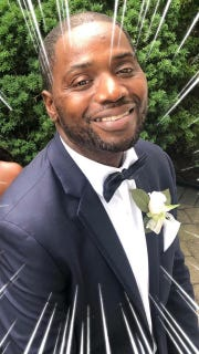"""Randolph """"King"""" Goodman was shot to death outside his Neptune Township apartment on Nov. 11."""