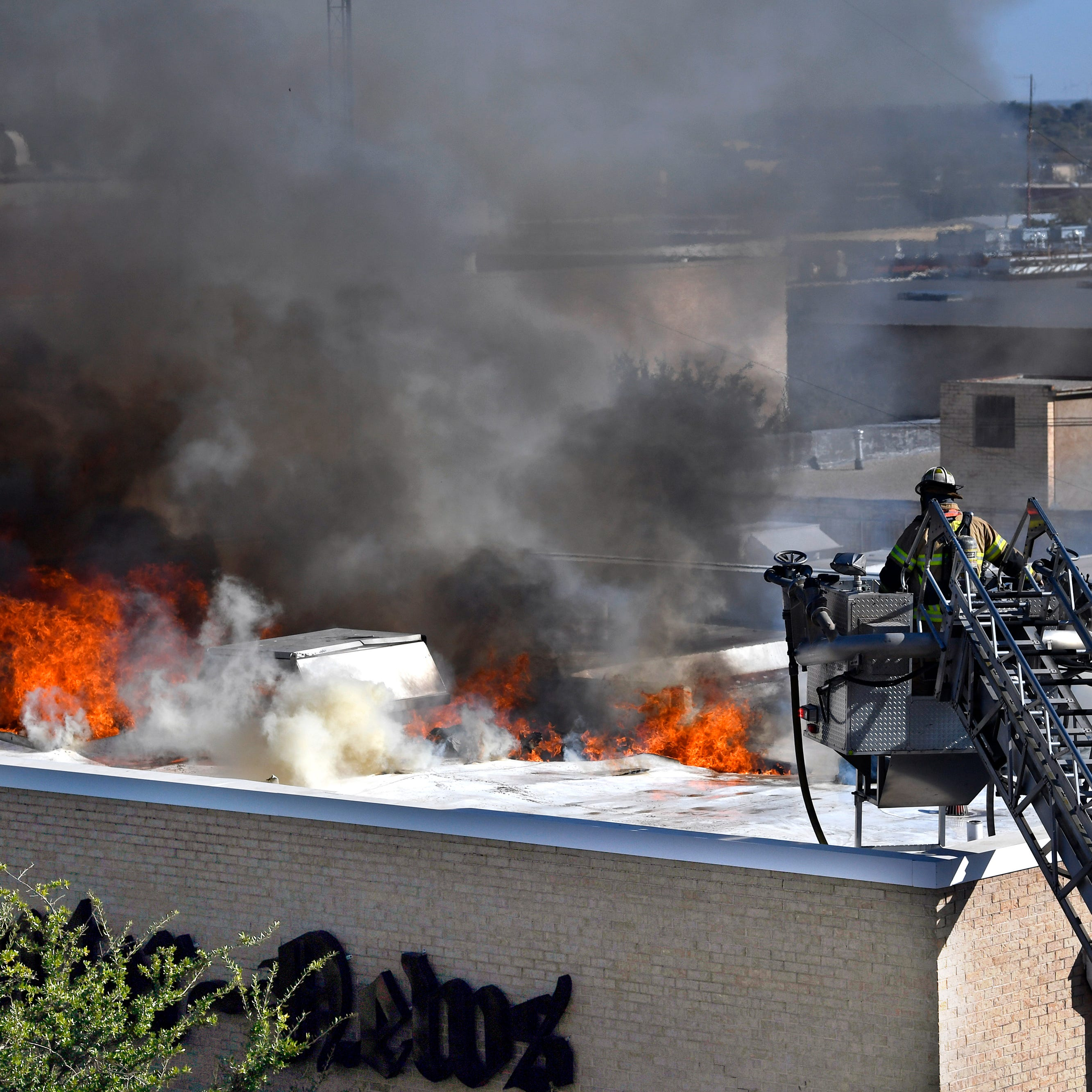 What we know: Fire at the Abilene Reporter-News building