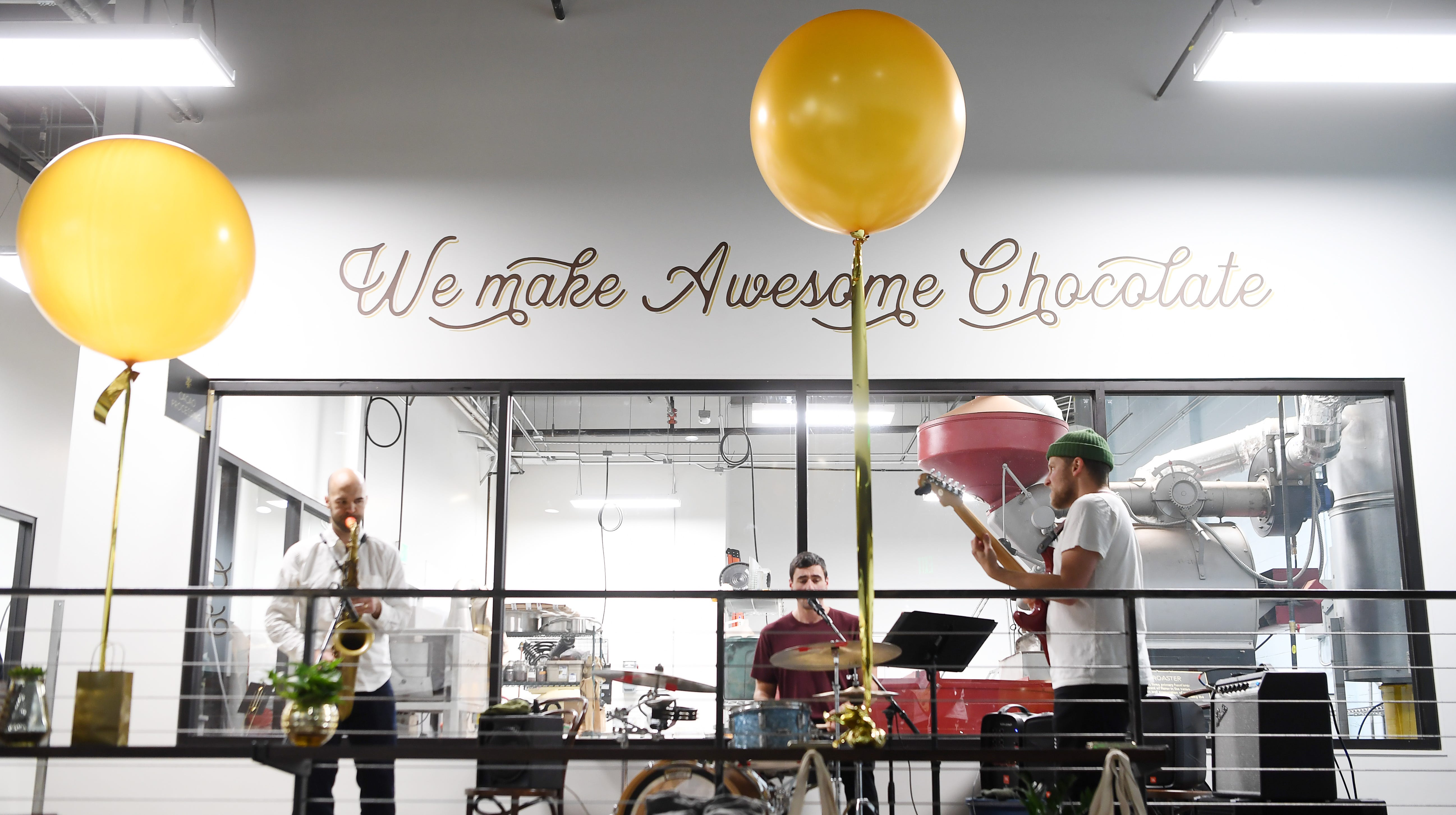 Gallery: French Broad Chocolate Factory moves to new RAMP digs