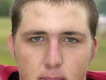 From 2001: Aaron LaBarre, CV football tackle, high school football preview.