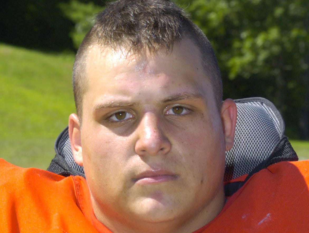 From 2006: Chenango Valley Vince Palmieri