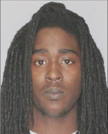 Malik Melendez weapon arrest