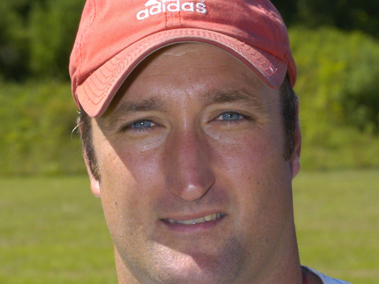 From 2006: Chenango Valley head coach Jay Hope