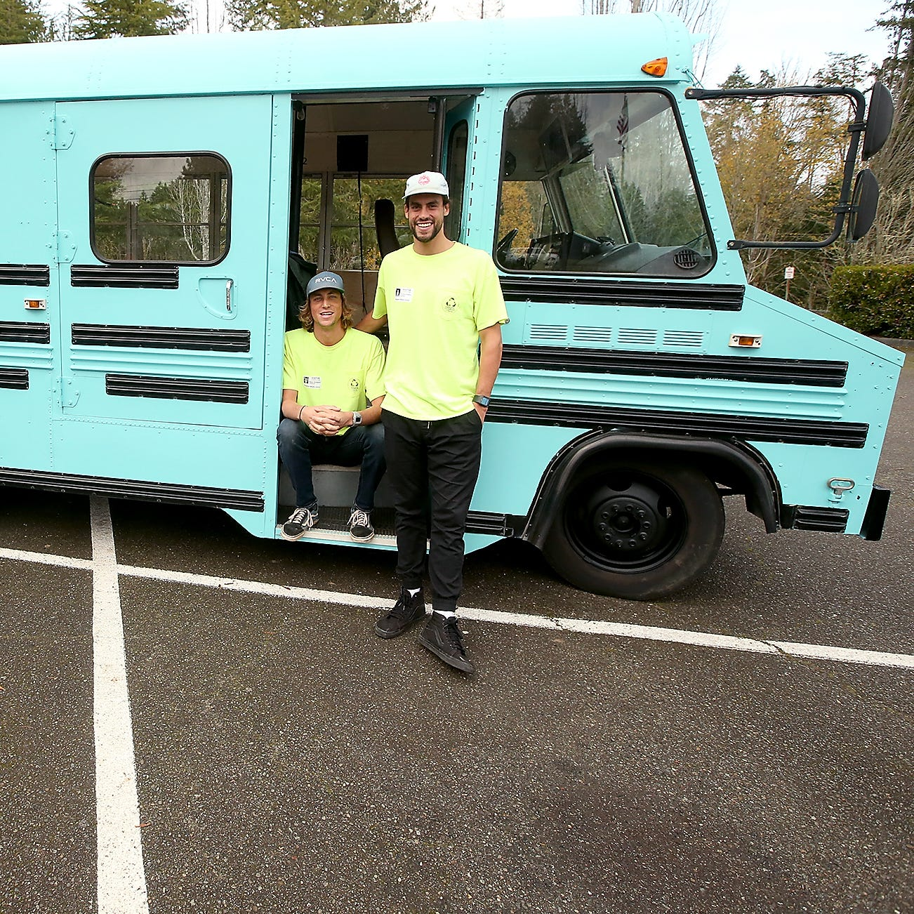 North Kitsap brothers plan an ocean-saving road trip down the Pacific Coast