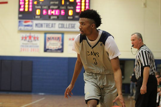 Jeron Hemphill has been one of the keys to the hot start for the Montreat Cavaliers this season.
