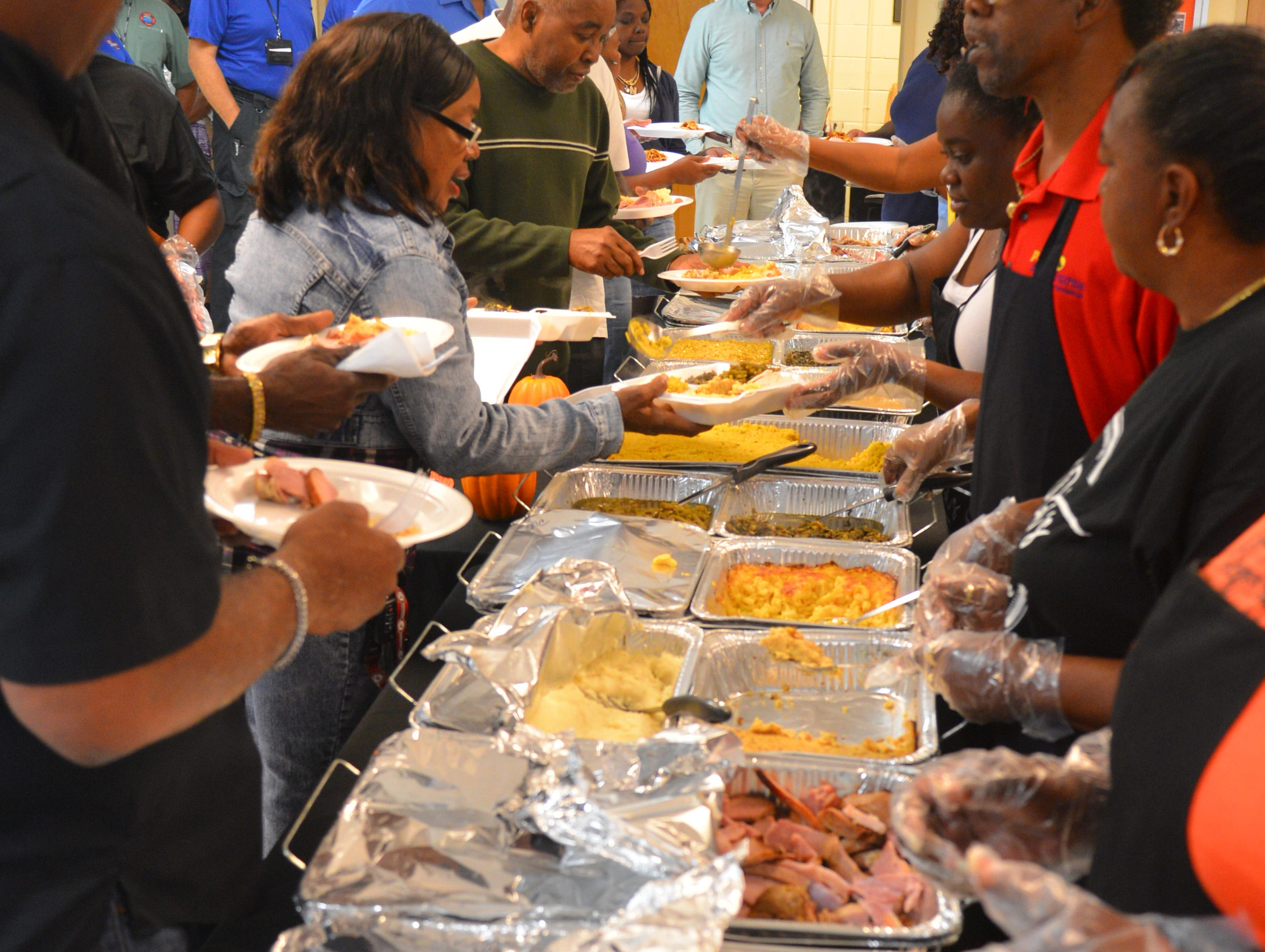Groups offer special Thanksgiving meals, goods for Brevard's needy