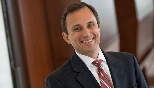 Daryl Tol, prresident and CEO, Florida Hospital and Adventist Health System's Central Florida Region.