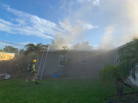 Canaveral Fire
