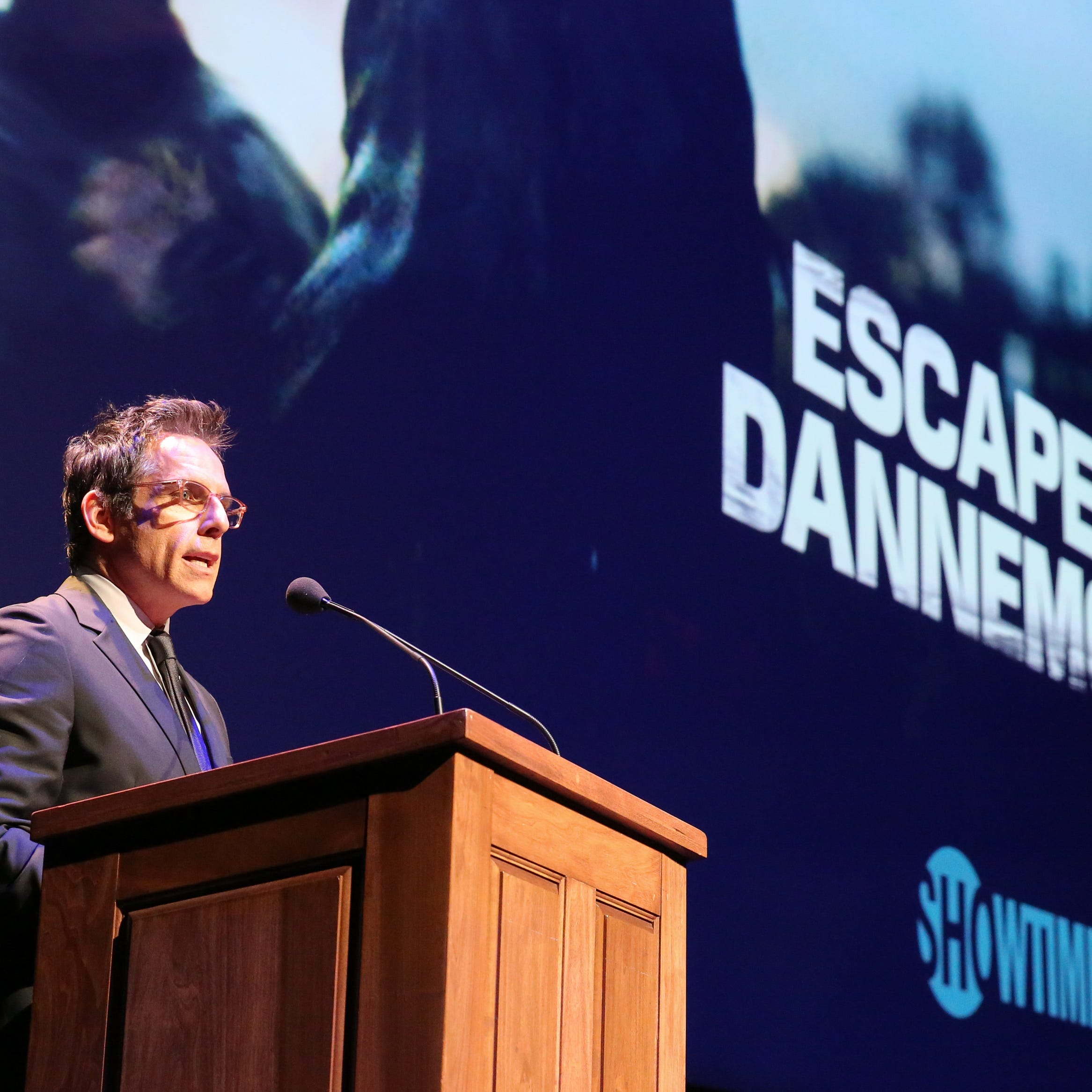 Ben Stiller talks about filming 'Escape at Dannemora' at Clinton Correctional Facility