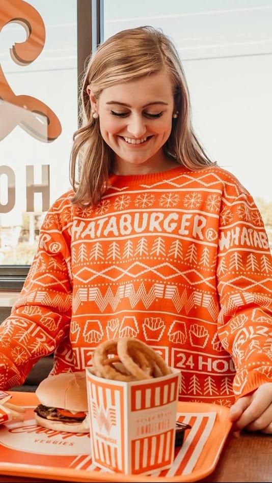 Whataburgersweatergirl