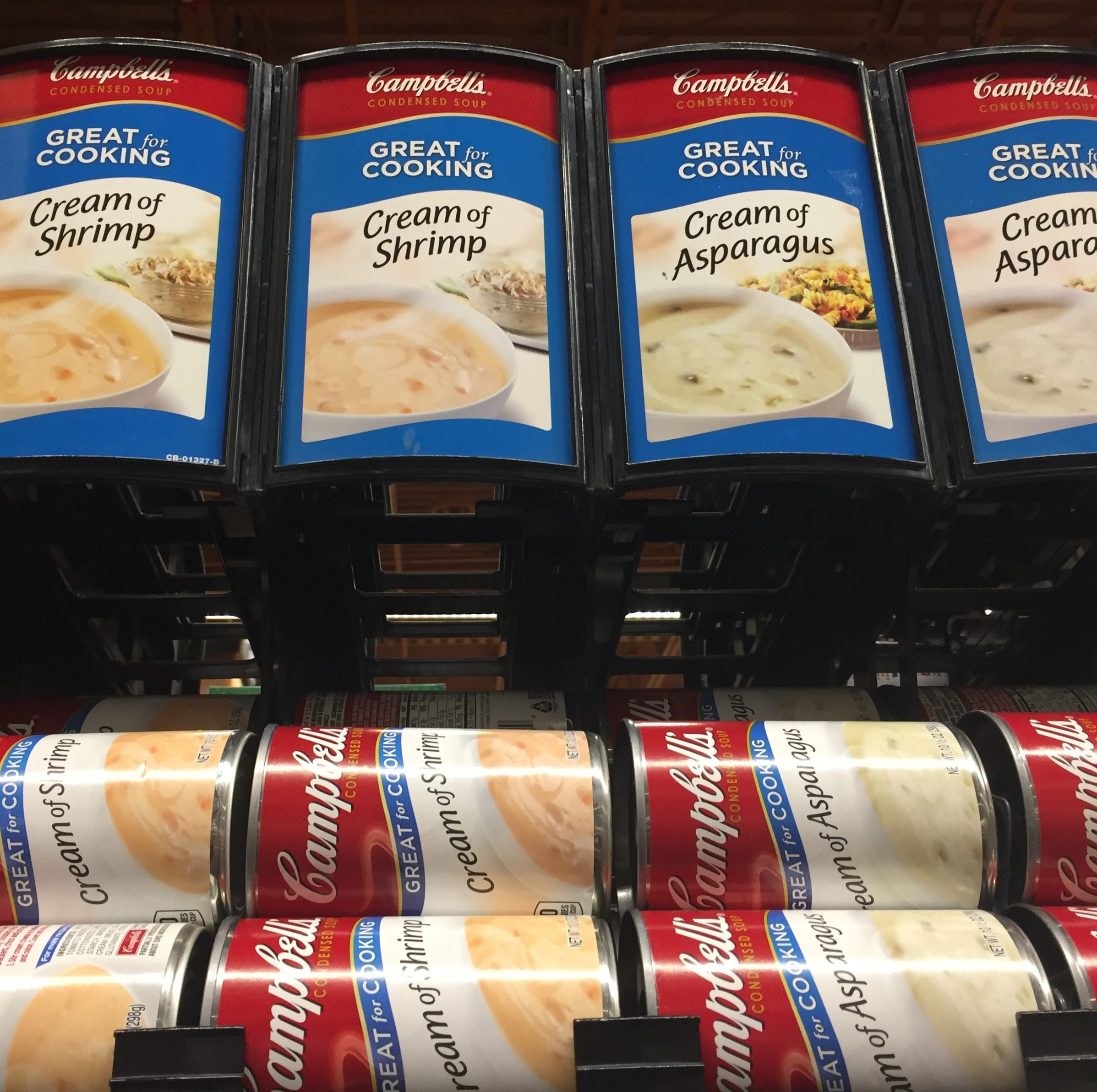 Campbell Soup eliminates No. 2 executive's position