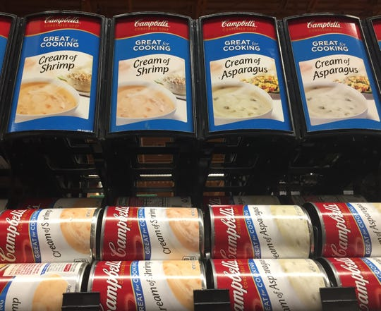 "Campbell Soup Co. CEO Mark Clouse on Friday said the Camden firm's turnaround effort has created ""a solid foundation"" for growth."