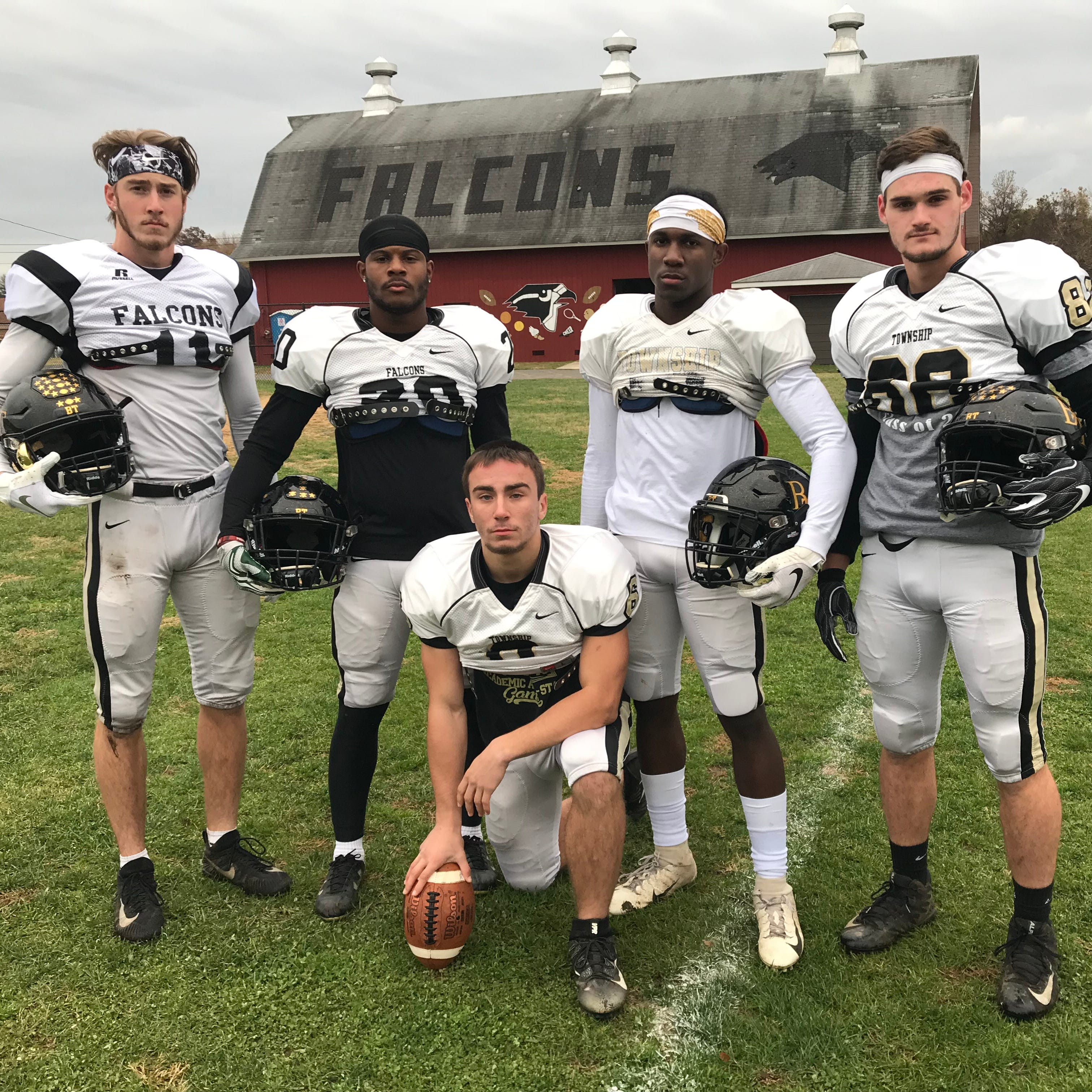 South Jersey Group 3 final: Playmakers galore in Woodrow Wilson-Burlington Township game