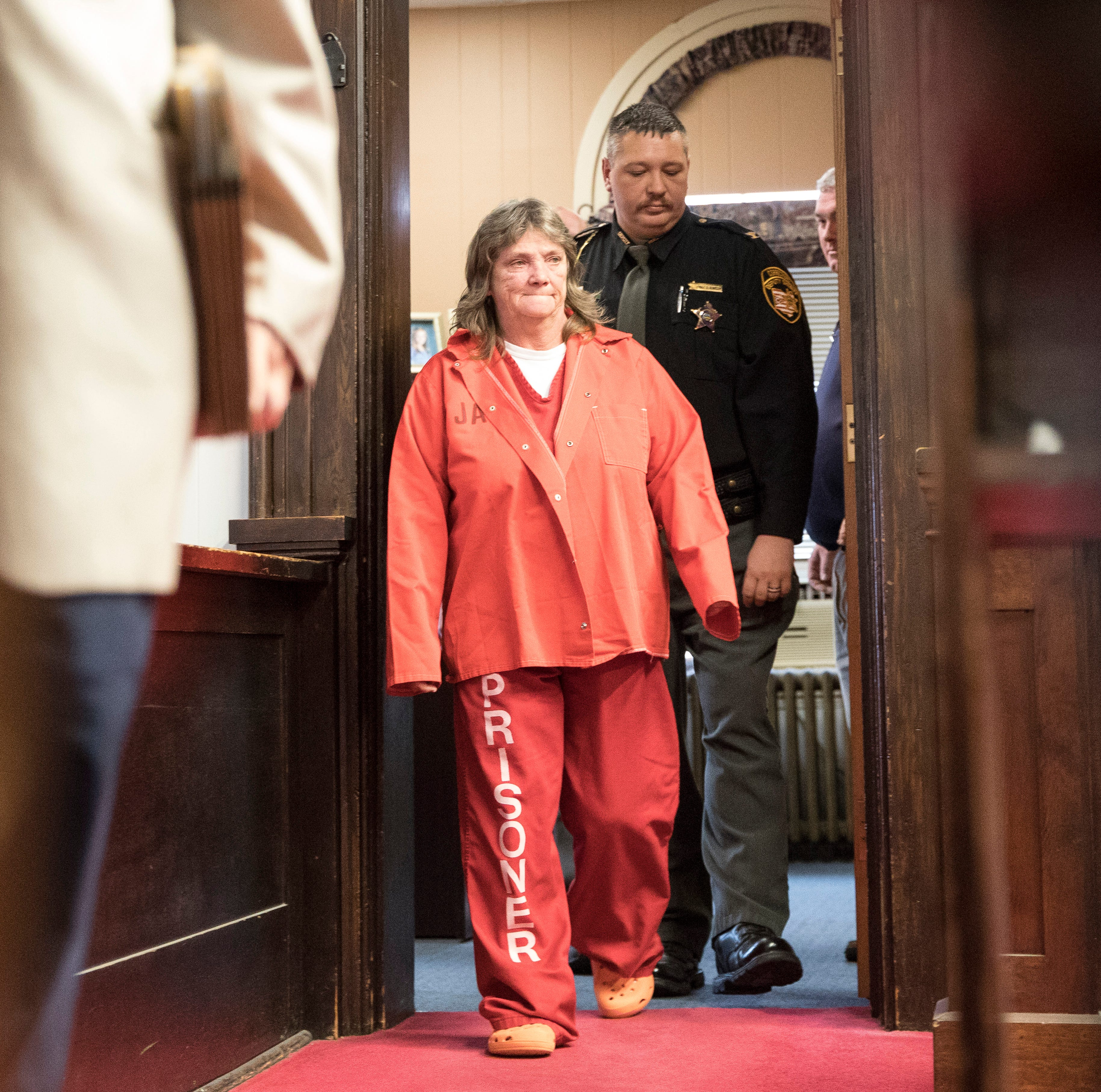 Pike County massacre: Rita Newcomb posts bond