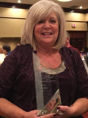 Lora Dakin, founder of A Greater Northbrook, received the Andrus Award for Community Service from Ohio AARP in November for her work with the community group.