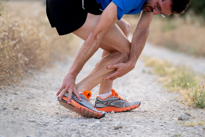 Stress fractures can show subtle signs.