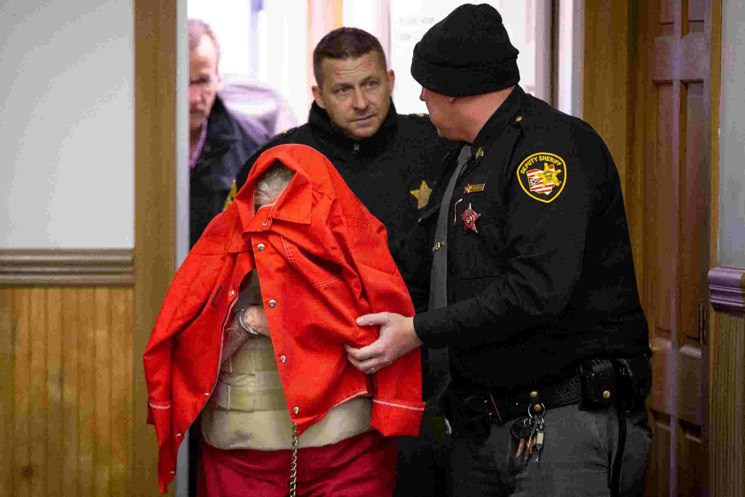 Fredericka Wagner arraignment