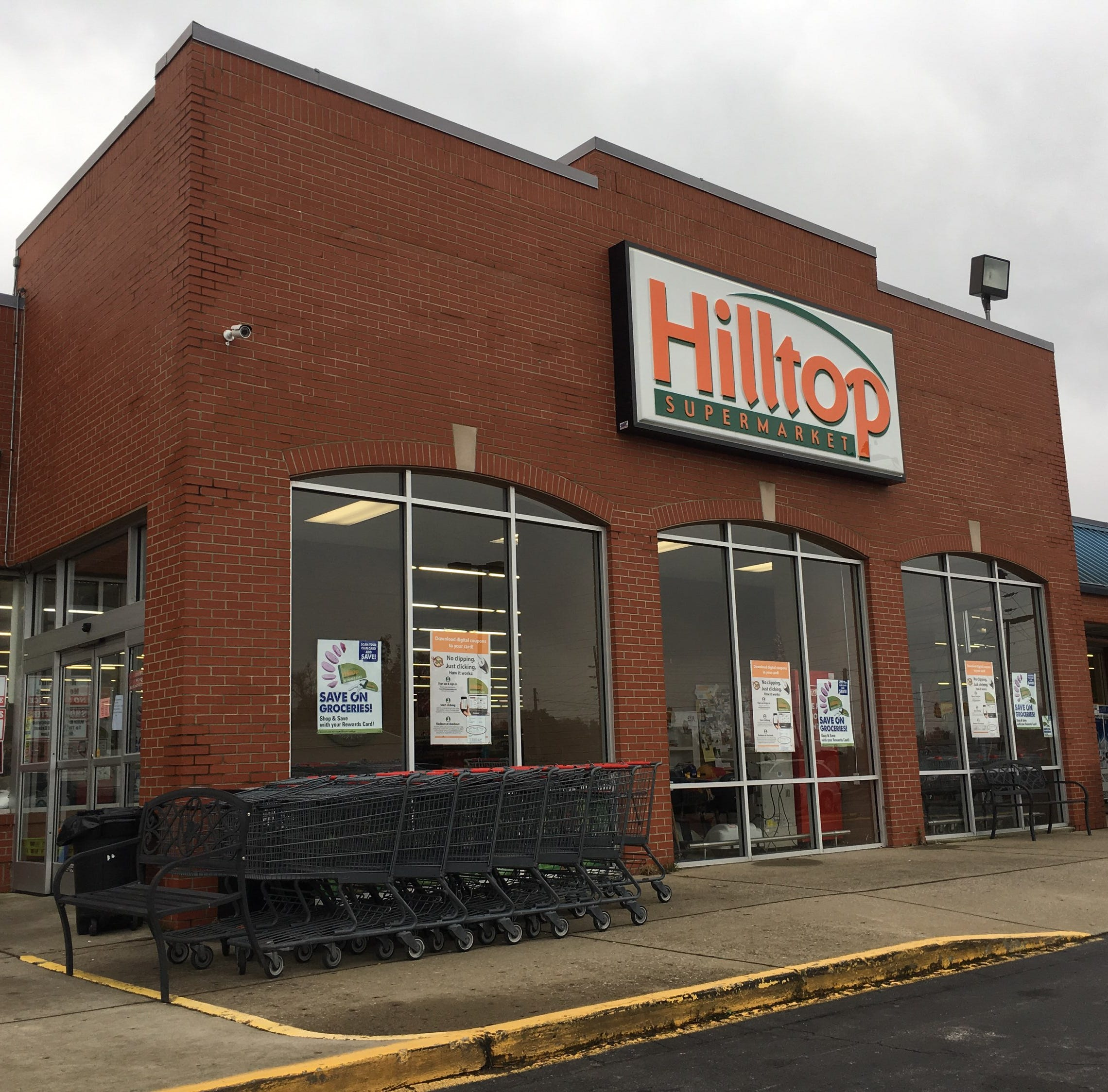 Hilltop Supermarket adding pharmacy as neighboring Fred's pharmacy moves out