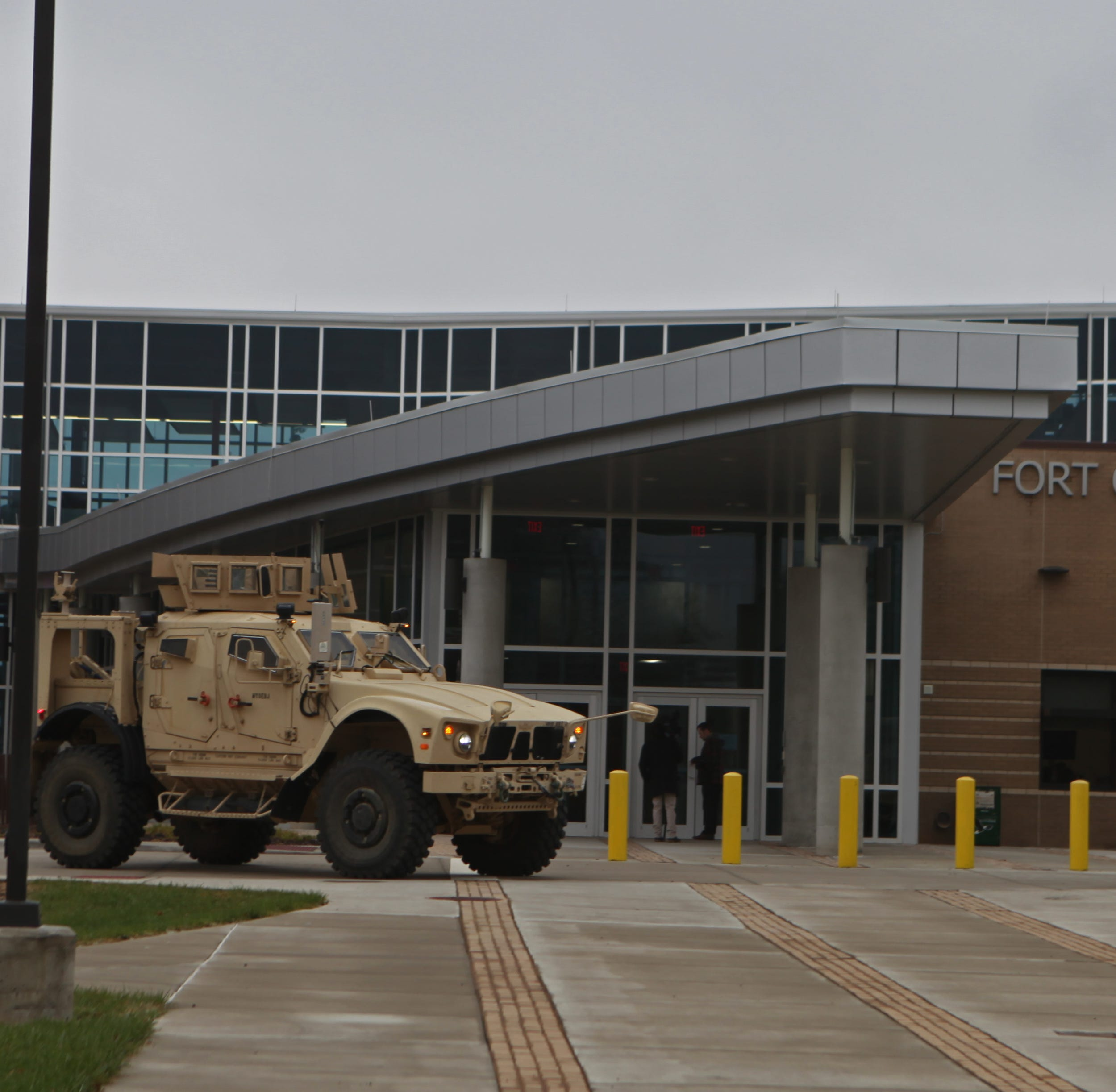New Fort Campbell High built with environment in mind