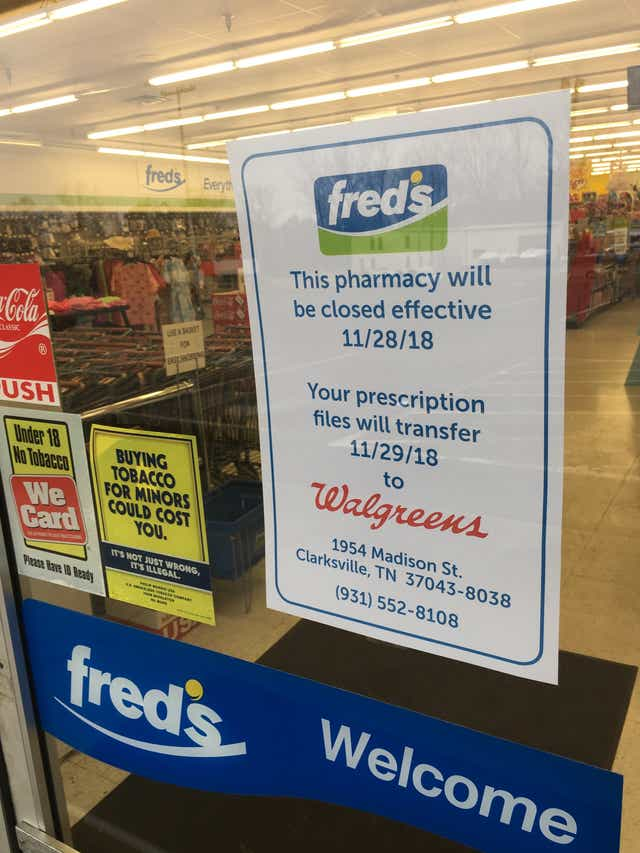 Hilltop Grocery Enters Pharmacy Business As Neighboring Fred S Exits Click the lock icon and change block to allow in flash section to enjoy . hilltop grocery enters pharmacy