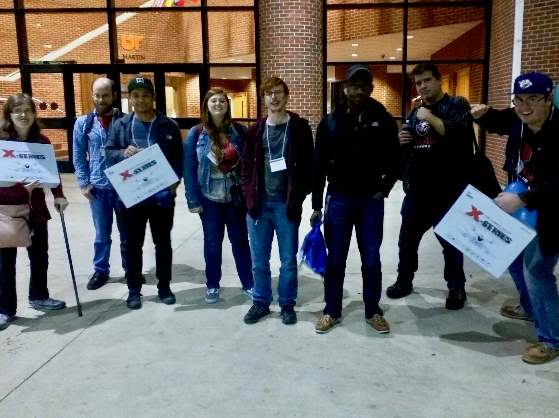 Austin Peay student team 'null' zeros in at speed programming contest