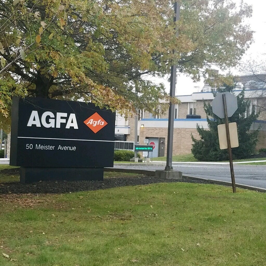 125 workers to lose jobs when Agfa's Branchburg plant closes at Christmas