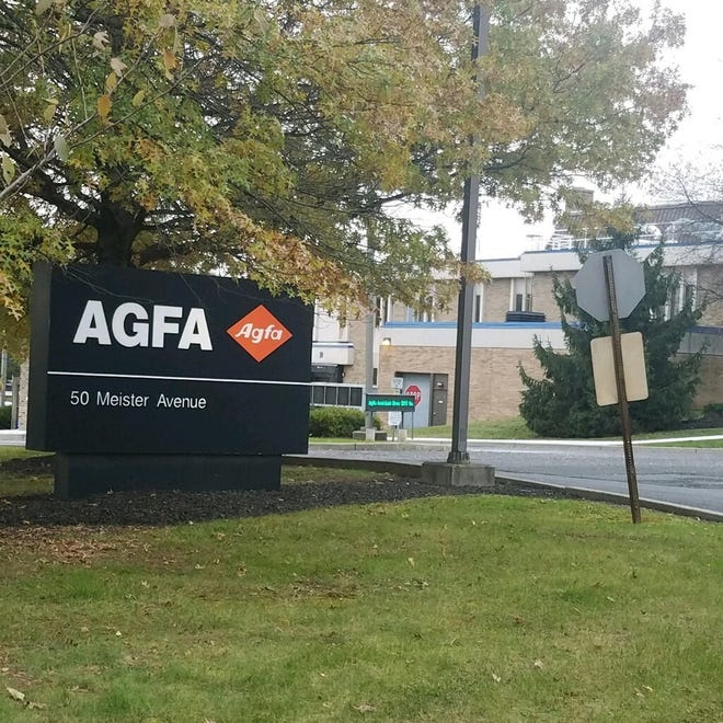 Agfa will be closing its Branchburg factory in December with 125 workers losing their jobs.